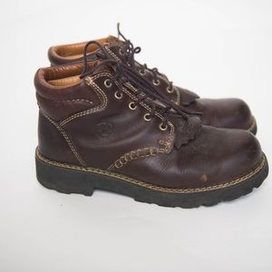 ARIAT Canyon Womens Size 8 Ankle Hiking Boots